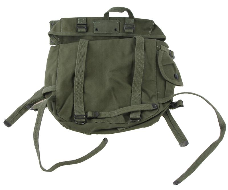 Cargo Field Pack, M1945, US OD Canvas, New