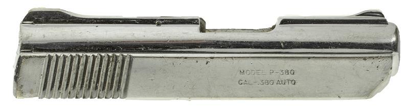 Slide, .380 Cal., Stripped, Nickel
