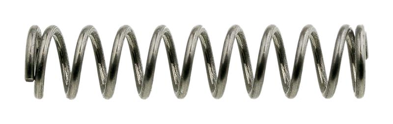 Rear Sight Base Elevation Spring, New (For Adjustable Sight Models; A2 Style)