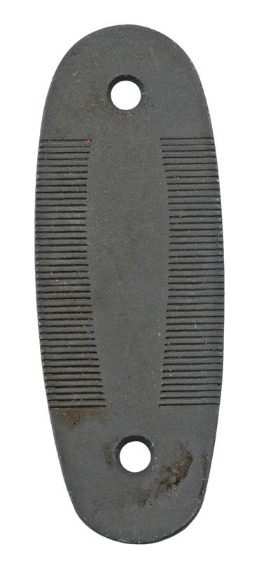 Buttplate, Parkerized Steel, Original