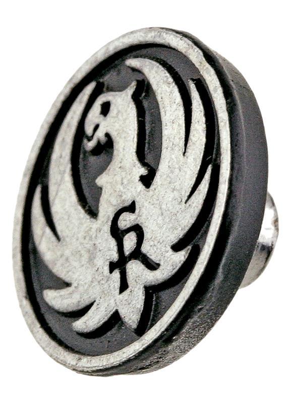 Medallion, Black (2 Req'd)