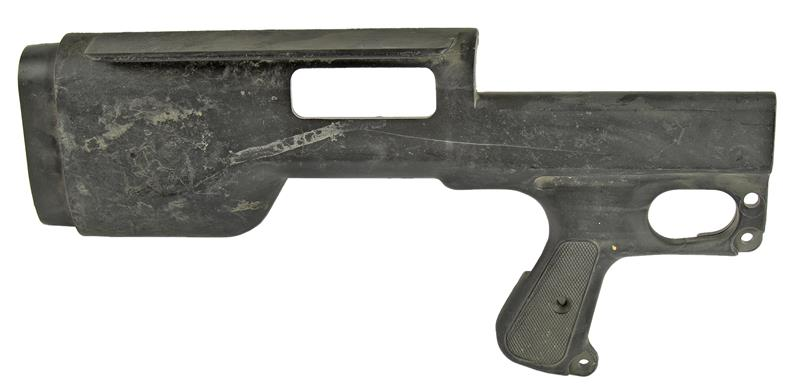 Stock  Pistol Grip  Right Half