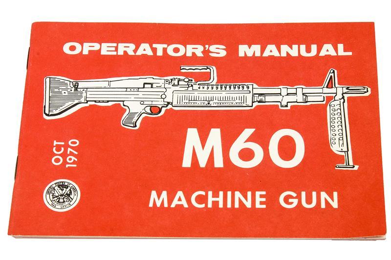 manual m60