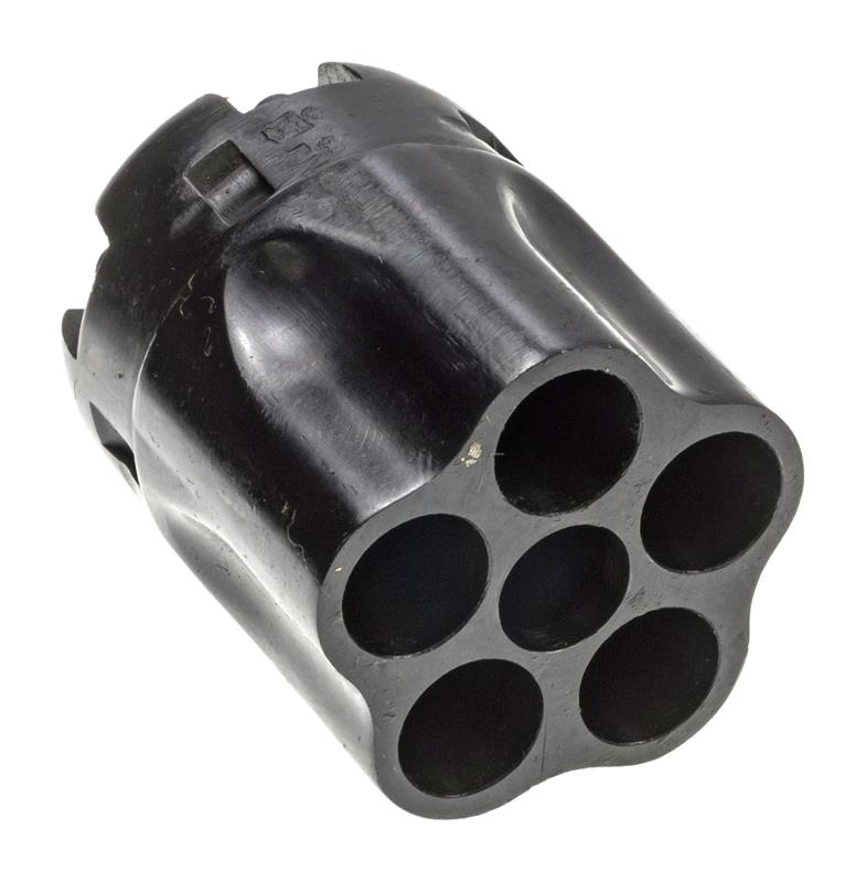 Cylinder, .36 Cal., Fluted, Blued (w/ Nipples)