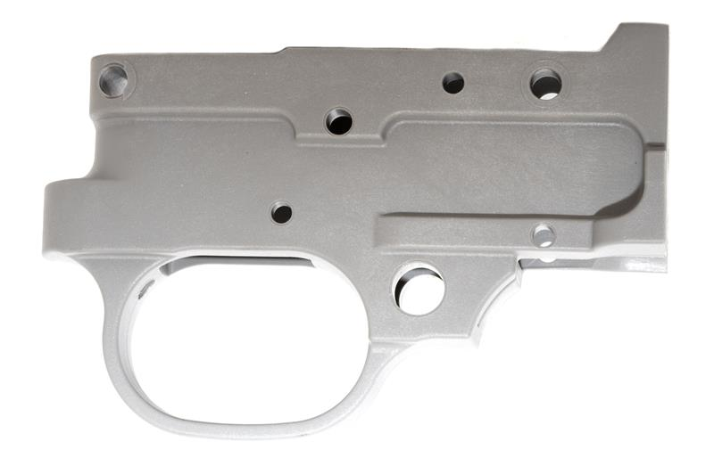 Trigger Guard, New Style, Synthetic, Silver