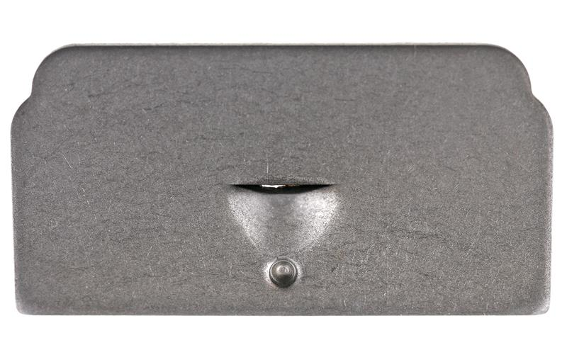 Bolt Lock Cover Plate, Stainless, New Factory Original