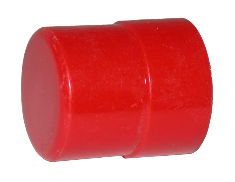 Magazine Follower, Multi-Fit, Red Plastic (1
