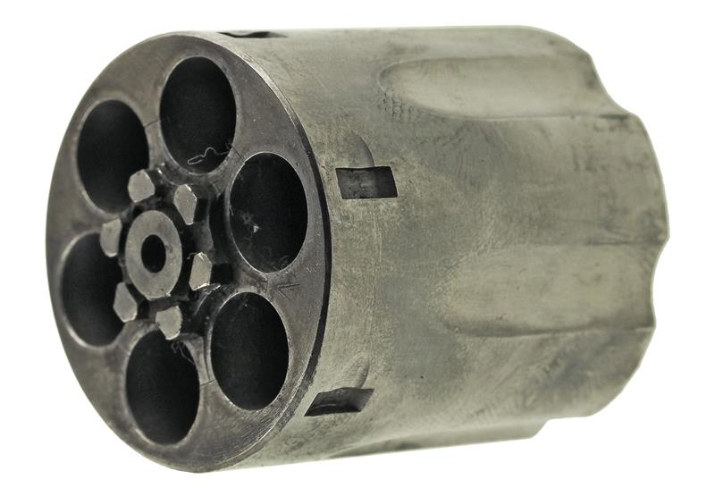 Cylinder Assembly, .38 Special, Stainless, Used Factory Condition May Vary