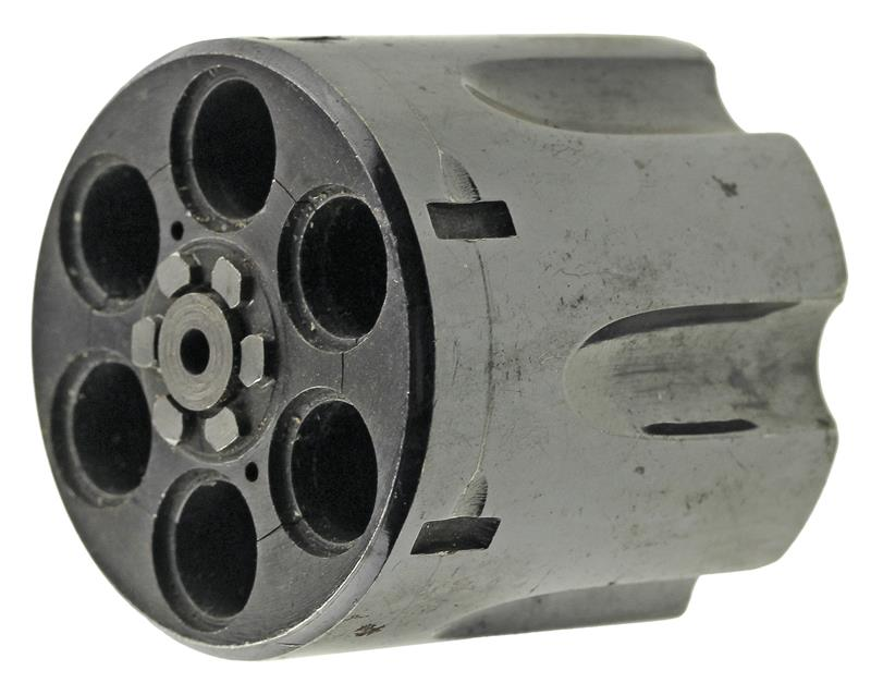 Cylinder Assembly, .357 Mag, Counterbored, Blued, Used - Condition May Vary