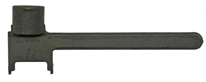 Adjusting Screw & Muzzle Gland Wrench