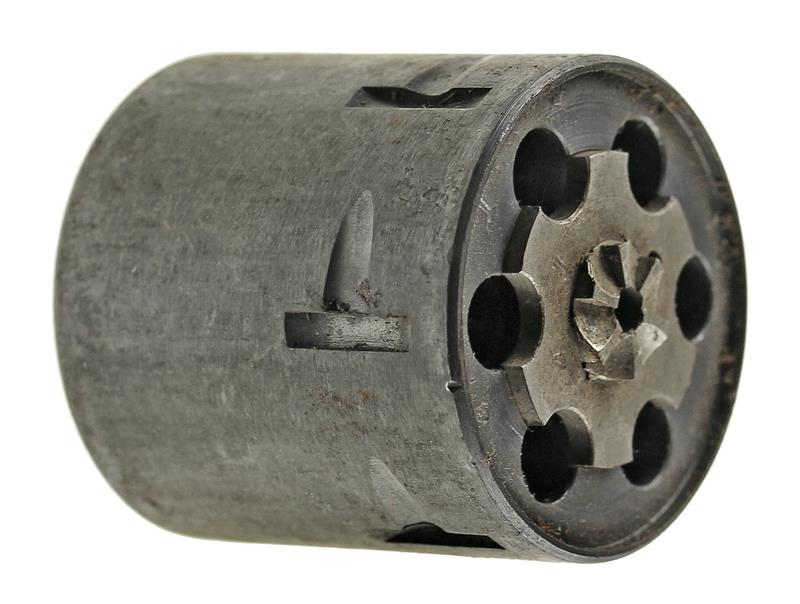 Cylinder & Extractor Assembly, .22 WMRF, 6 Shot