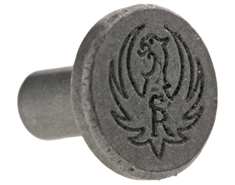 Grip Panel Medallion, New Factory Original