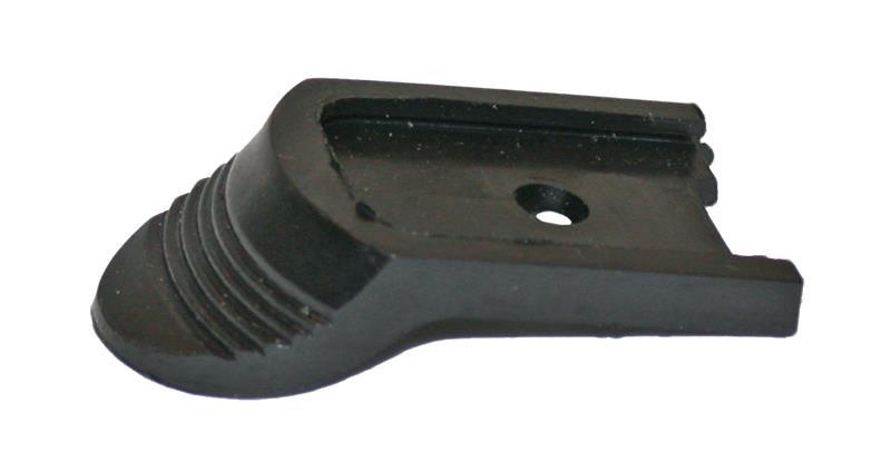 Magazine Finger Grip Extension, Wide - Black Plastic