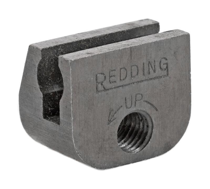 redding model p rear sight block curved receiver pump shotguns