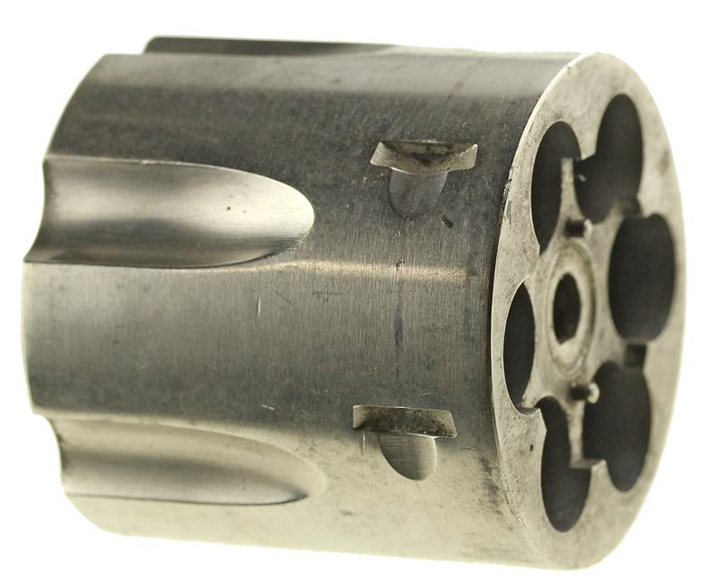 Cylinder, .44 Mag, Stripped, Stainless, Used - Condition May Vary