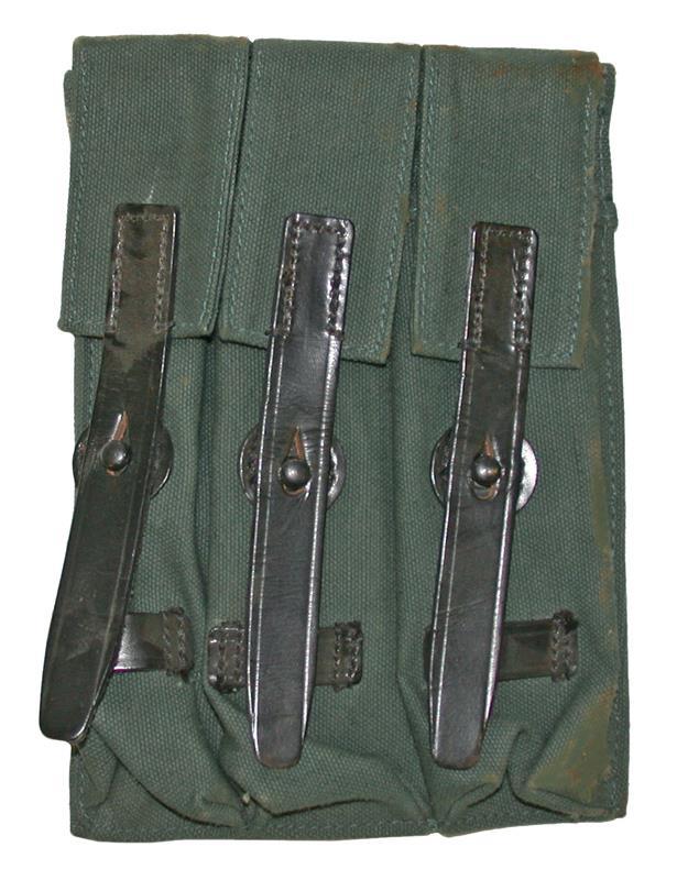 Magazine Belt Pouch, 3 Pocket