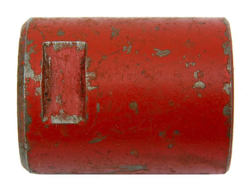 Blank Firing Device, Painted Red, Used (1.2