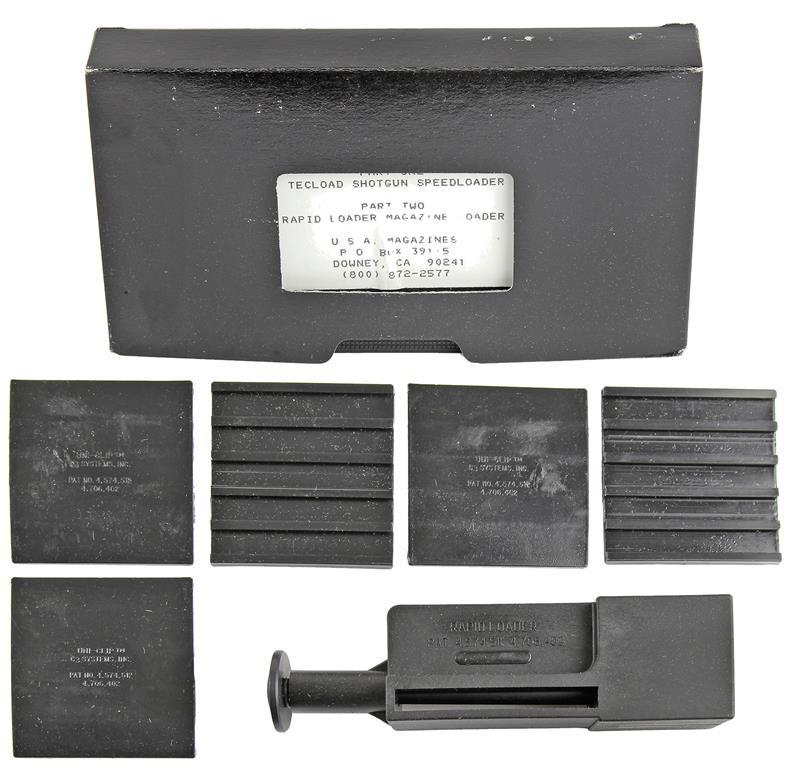 Rapid Loader, 9mm - Durable & Lightweight Dupont - Zytel Construction