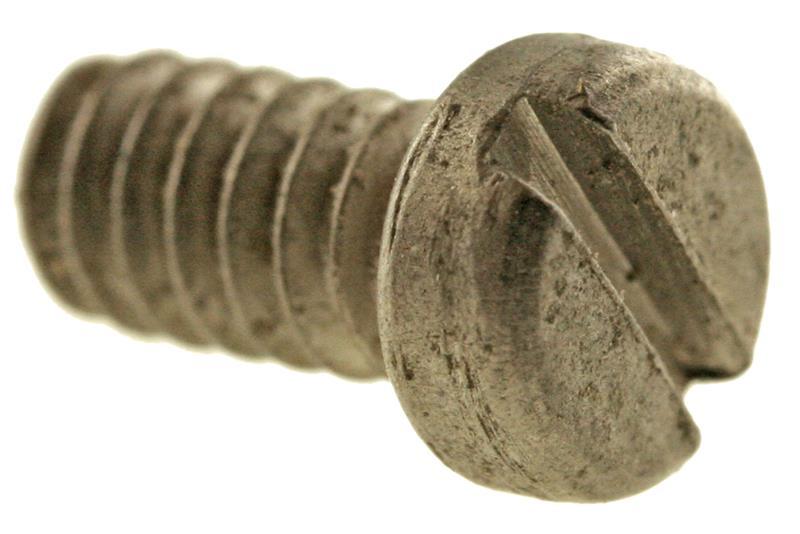 Safety Button Screw, Nickel