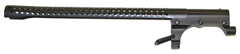Bayonet Lug & Heat Shield w/ Screws, New Reproduction