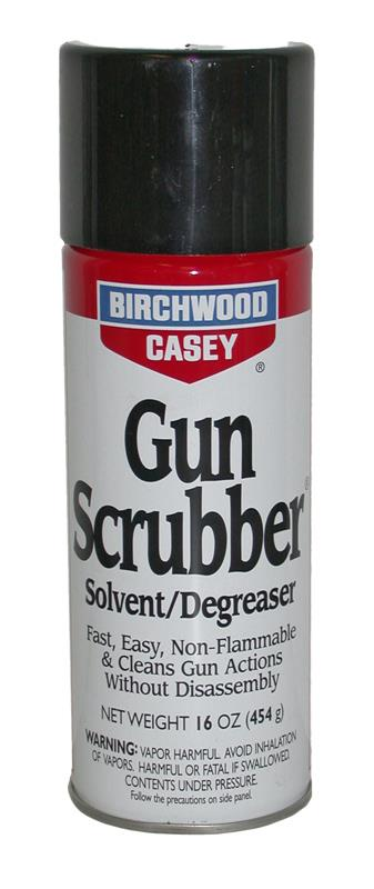 Gun Cleaning Solvents & Oils