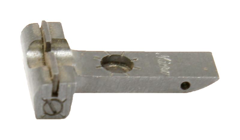 Rear Sight Assembly, Complete, Blued, w/o Bump & w/ Stainless Steel Cross Pin