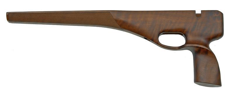 Stock, .22 LR, Pistol, Walnut Silhouette - Single Shot 64, Model MSP E Unltd