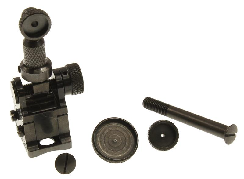 Peep Tang Sight - Mfg. By Marbles, Fits Marlin 30AW, 30AS, 336, Fully Adjustable