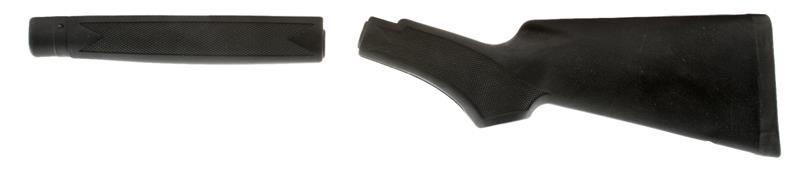 Stock, Pistol Grip, Black Synthetic