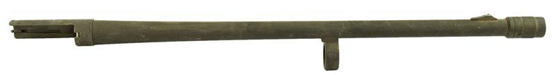 Barrel, 12Ga., 24'', 3'' Chamber, Chrome Lined, Matte Finish, w/Thread Protector