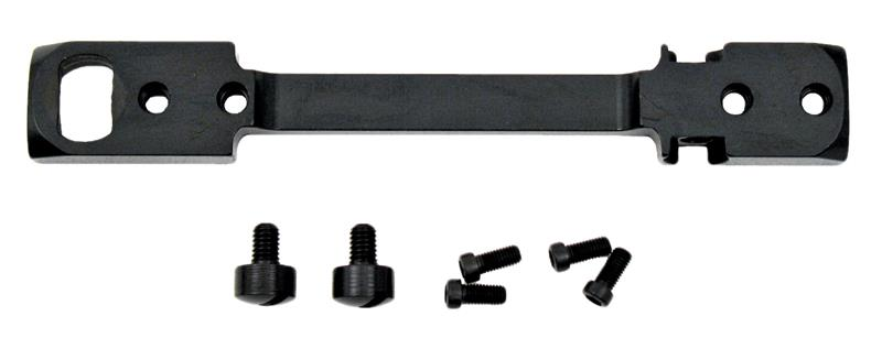 Scope Mount Base, Redfield Junior One Piece, Steel.New, Mounting Screws Included