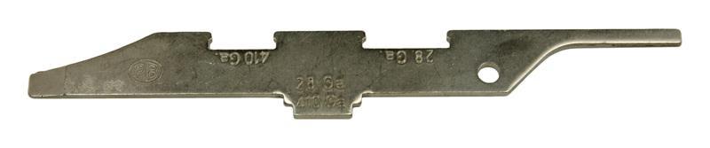 Choke Tube Wrench, .28 & .410 Ga., Used Factory Original