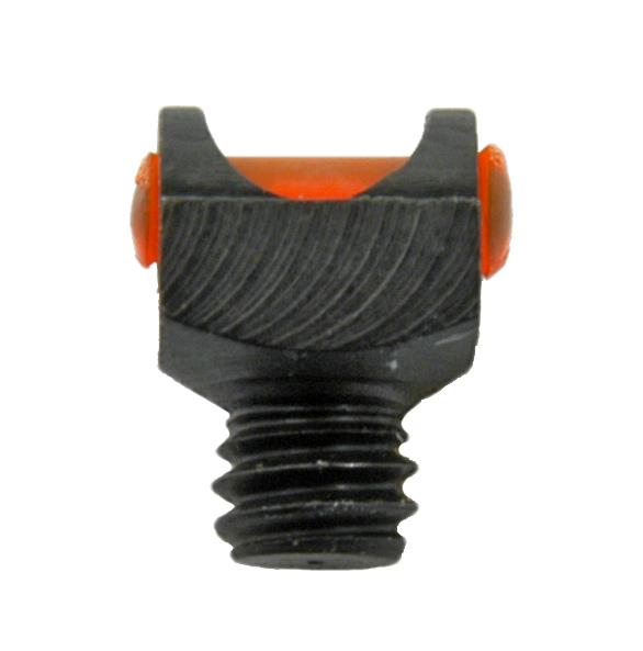 Shotgun Bead, Orange, 5x40, 3/32