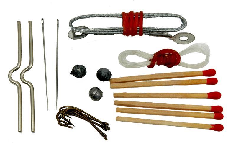 Survival Knife Emergency Kit, New