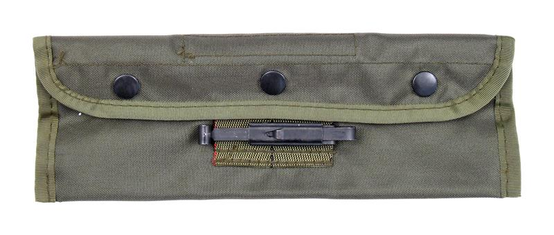 Cleaning Kit Pouch, Olive Drab