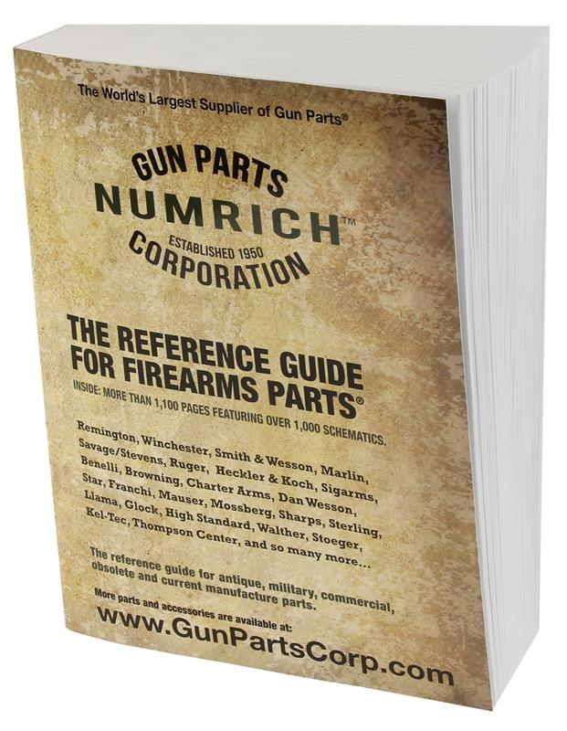 Numrich Reference Guide Gun Parts Corp