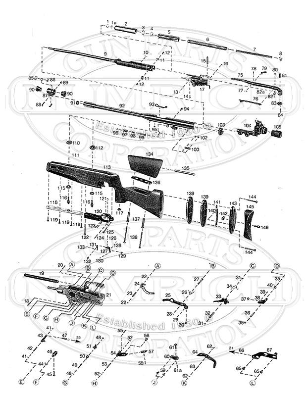 Anschutz Gun Parts   Numrich Gun Parts