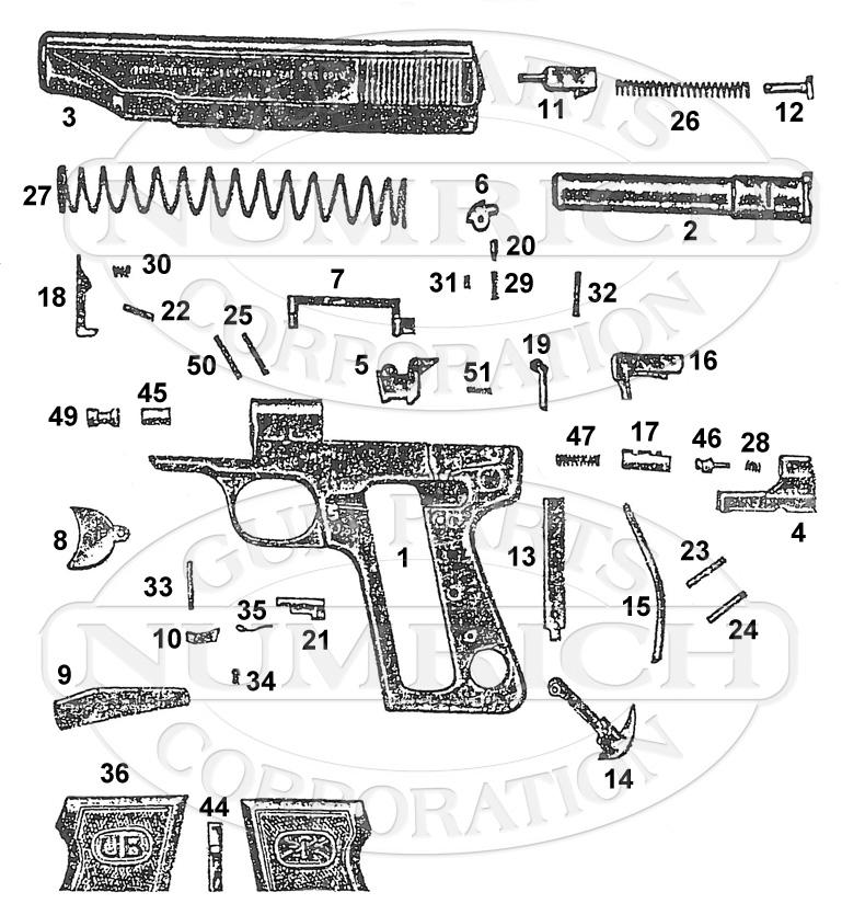 VB Pistol