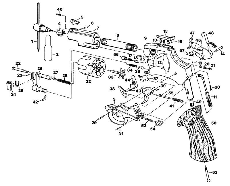 Dan Wesson Gun Parts