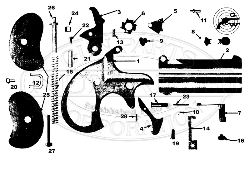 Derringer 37868 on schematics h