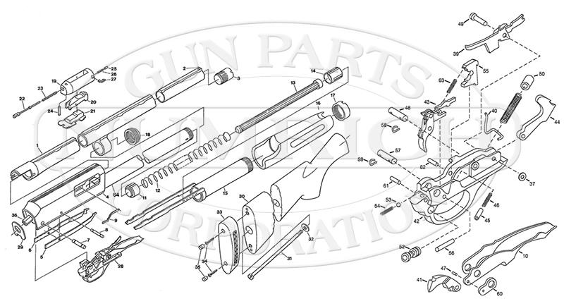 Pardner - Pump Shotgun