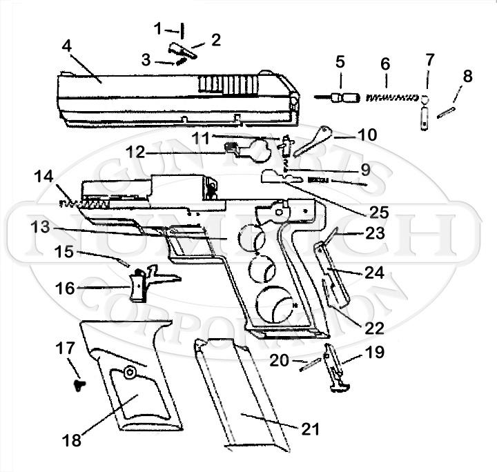 hi-point gun parts | numrich gun parts  numrich gun parts
