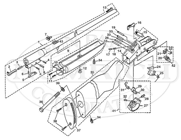 Tracker II Slug Gun