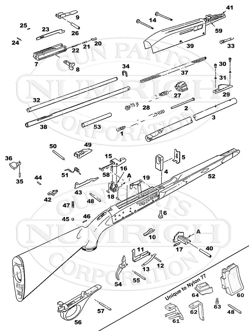 nylon 66 schematic