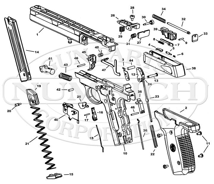 M22A. Accessories | Numrich Gun Parts