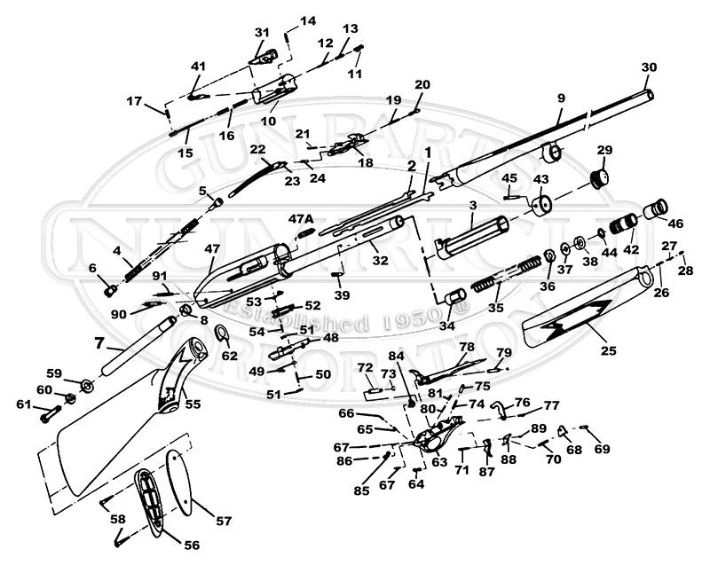 1000 Accessories | Numrich Gun Parts