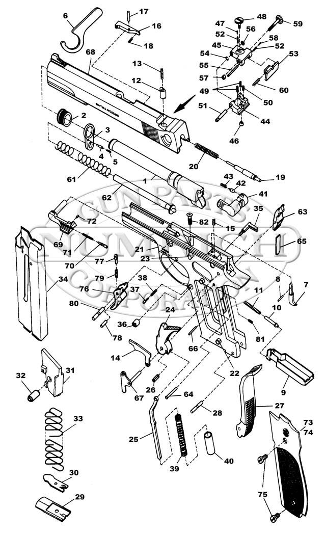52-2 S&W Accessories | Numrich Gun Parts