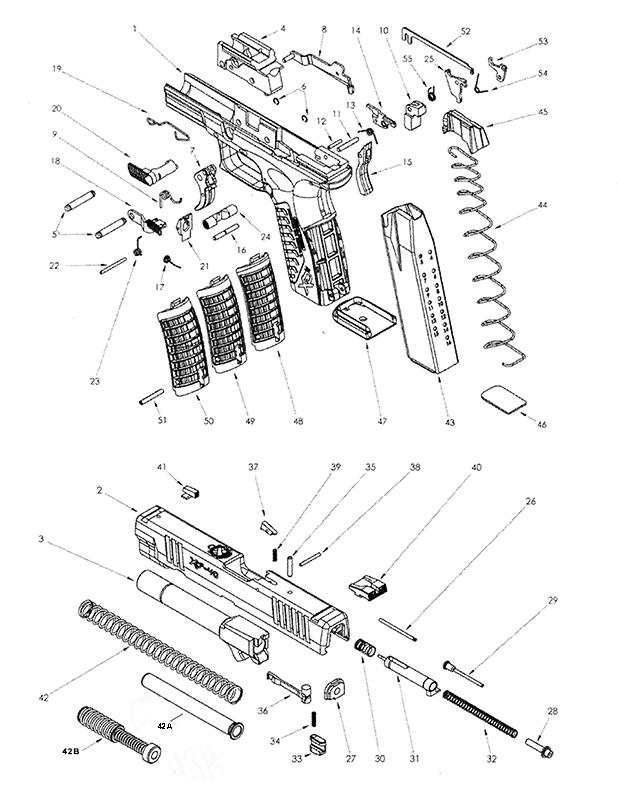 Springfield Armory Gun Parts
