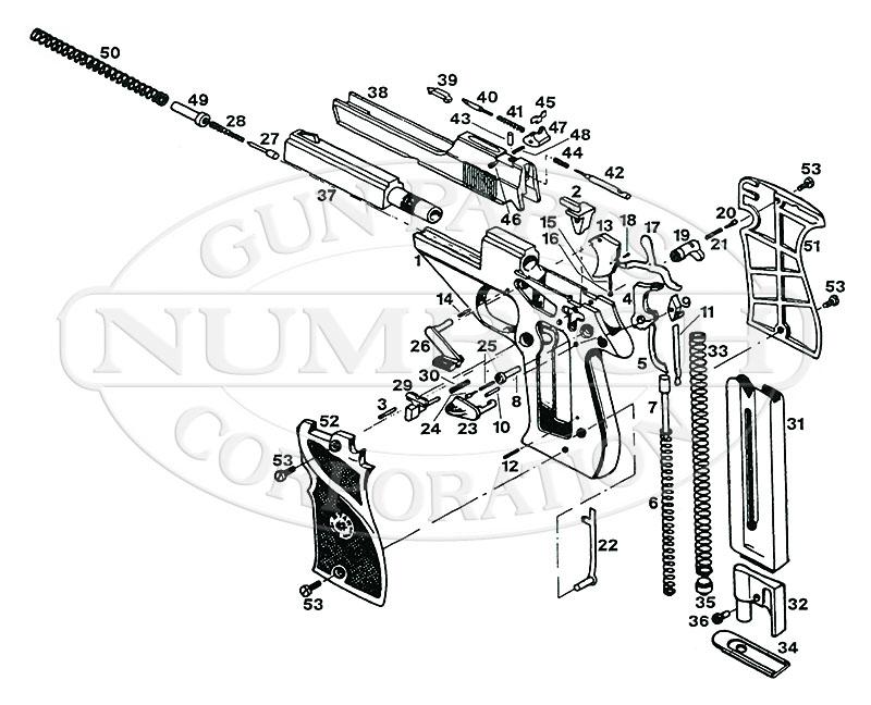 Star Gun Parts Numrich Gun Parts