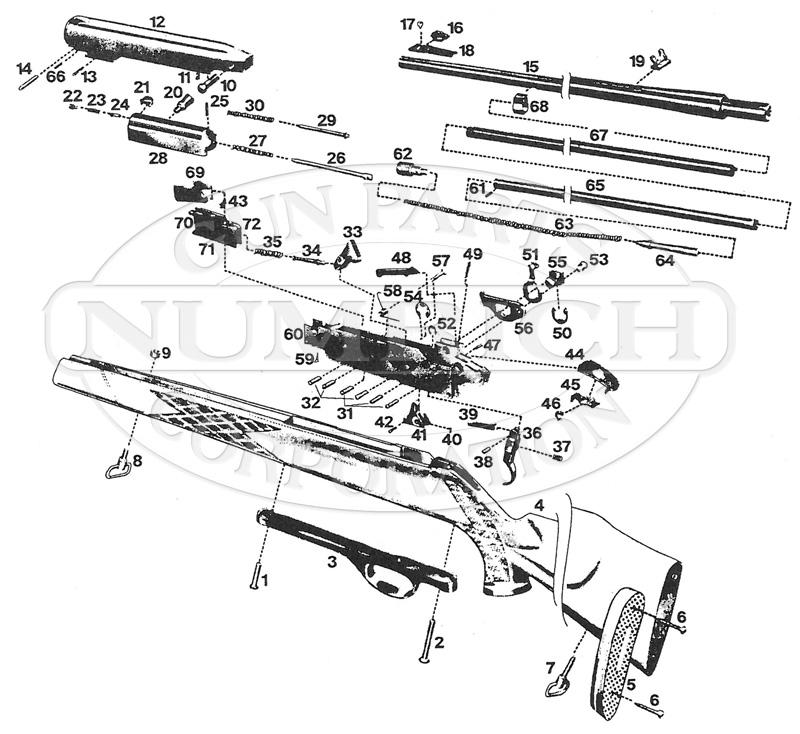 Weatherby Gun Parts Numrich: Parts Diagram Vs Schematic At Diziabc.com